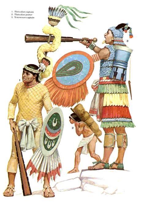 El ejército Tlaxcalteca: ejercito prehispanico mas poderoso